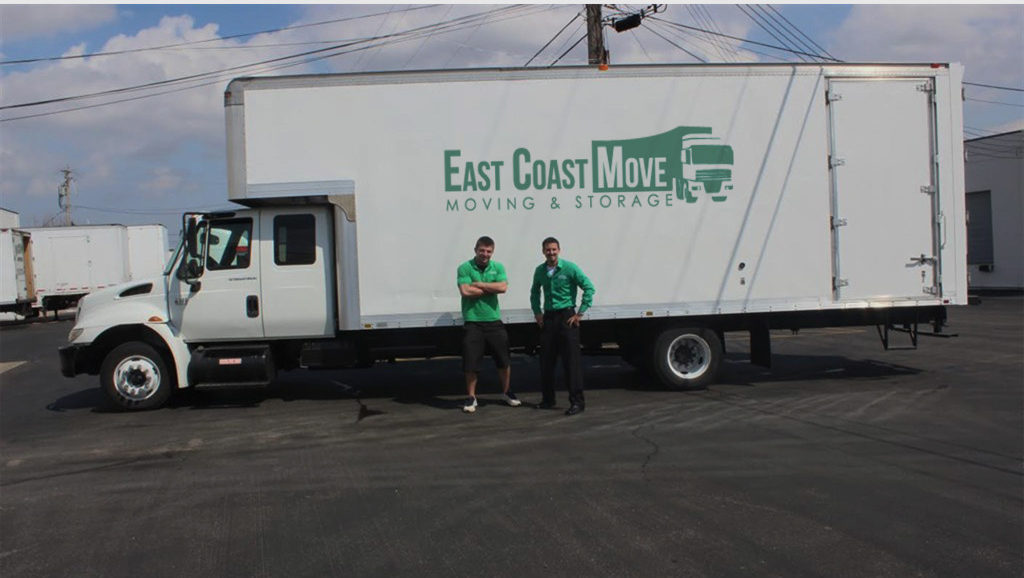 East Coast Moving Truck