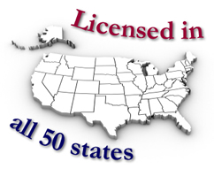 Licensed Mover in All 50 states